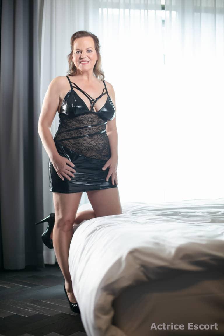 escort dame bettina aus duesseldorf