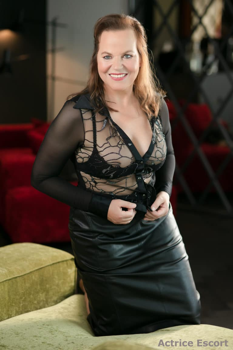 escort dame bettina aus duesseldorf